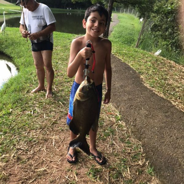 pesca sem idade