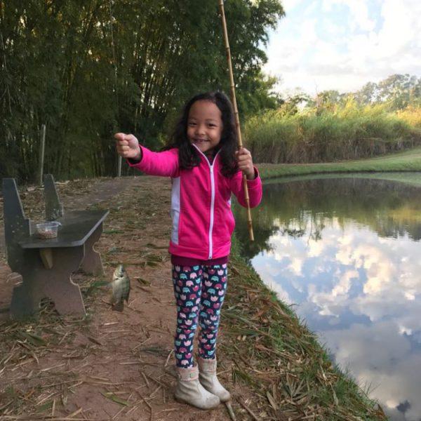 pescadora mirim